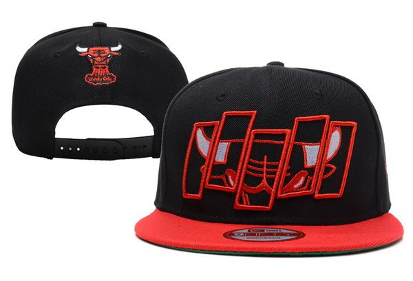 2017 Hot Hat NBA Chicago Bulls Snapback 4