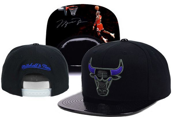 2017 Hot Hat NBA Chicago Bulls Snapback 6