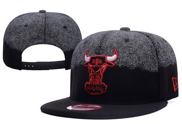 2017 Hot Hat NBA Chicago Bulls Snapback