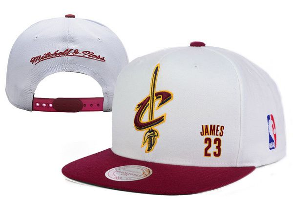 2017 Hot Hat NBA Cleveland Cavaliers James Snapback