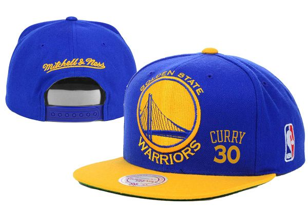 2017 Hot Hat NBA Golden State Warriors Curry Snapback