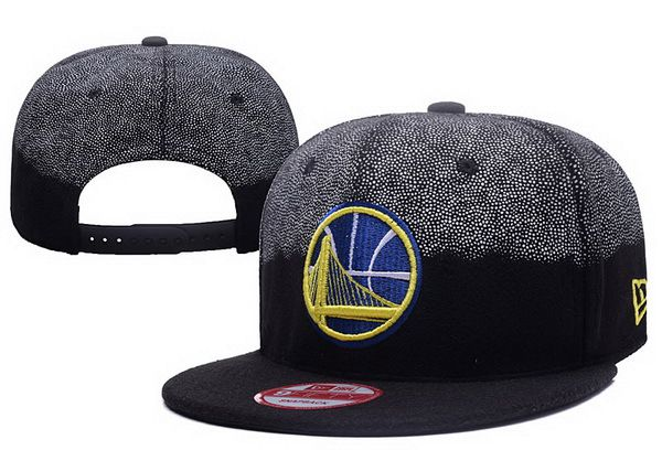 2017 Hot Hat NBA Golden State Warriors Snapback