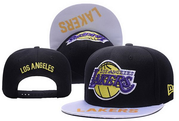 2017 Hot Hat NBA Los Angeles Lakers Snapback 5