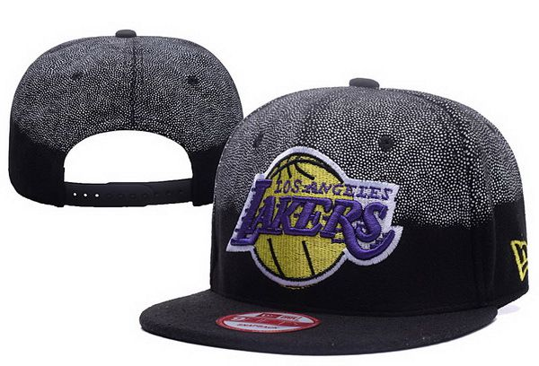 2017 Hot Hat NBA Los Angeles Lakers Snapback