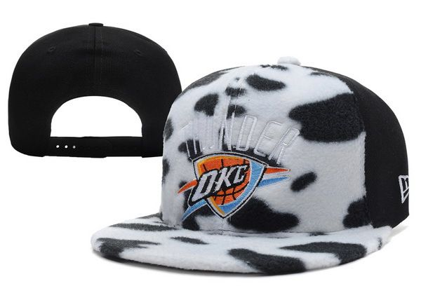 2017 Hot Hat NBA Oklahoma City Thunder Snapback (4)