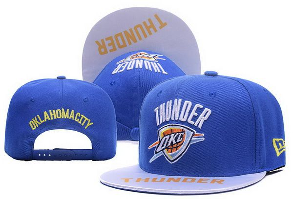 2017 Hot Hat NBA Oklahoma City Thunders Snapback.