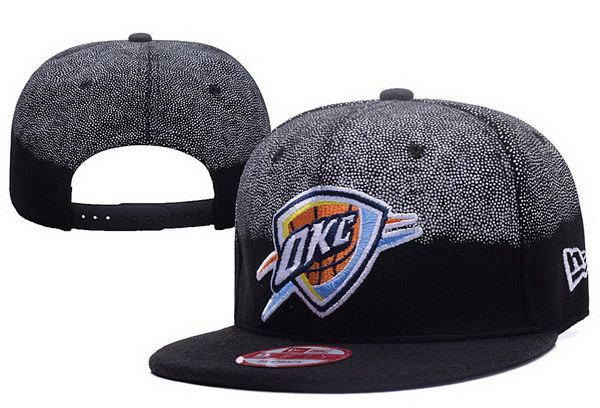 2017 Hot Hat NBA Oklahoma City Thunders Snapback