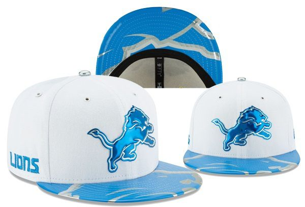 2017 Hot Hat NFL Detriot Lions Snapback
