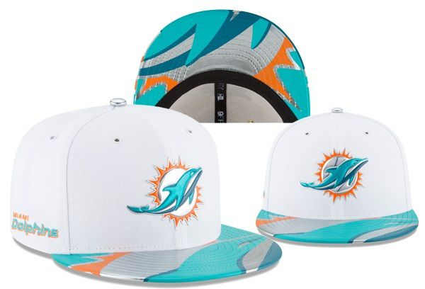 2017 Hot Hat NFL Miami Dolphins Snapback