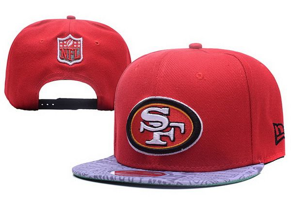 2017 Hot Hat NFL San Francisco 49ers Snapback 2
