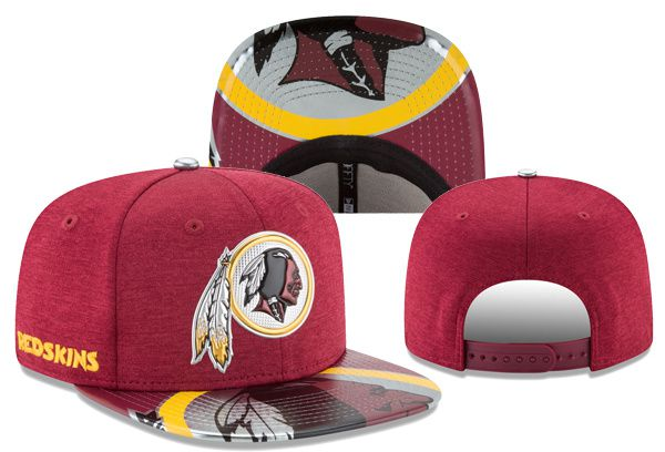2017 Hot Hat NFL Washington Redskins Snapback 3