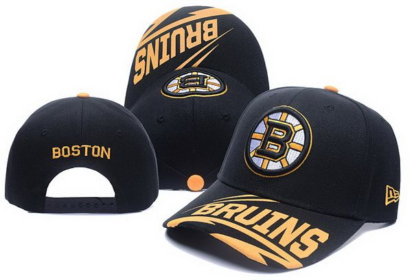 2017 Hot Hat NHL Boston Bruins Snapback