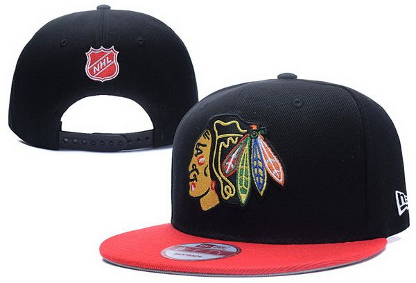 2017 Hot Hat NHL Chicago Blackhawks 4