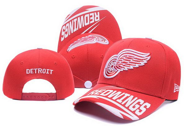 2017 Hot Hat NHL Detroit Red Wings Snapback