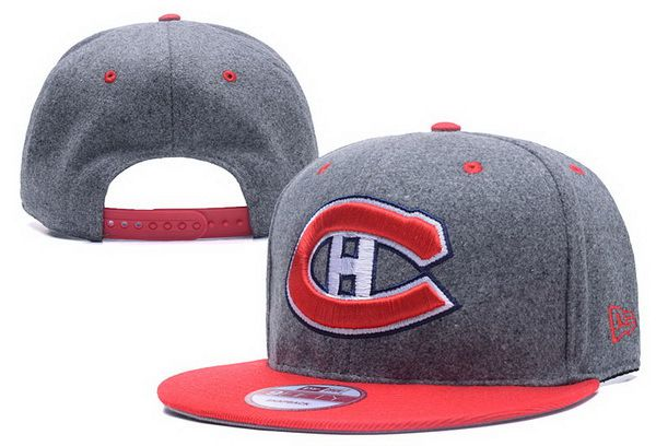 2017 Hot Hat NHL Montreal Canadiens Snapback