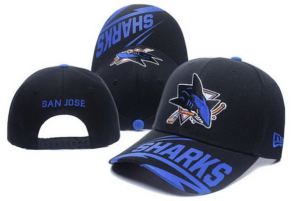 2017 Hot Hat NHL San Jose Sharks Snapback