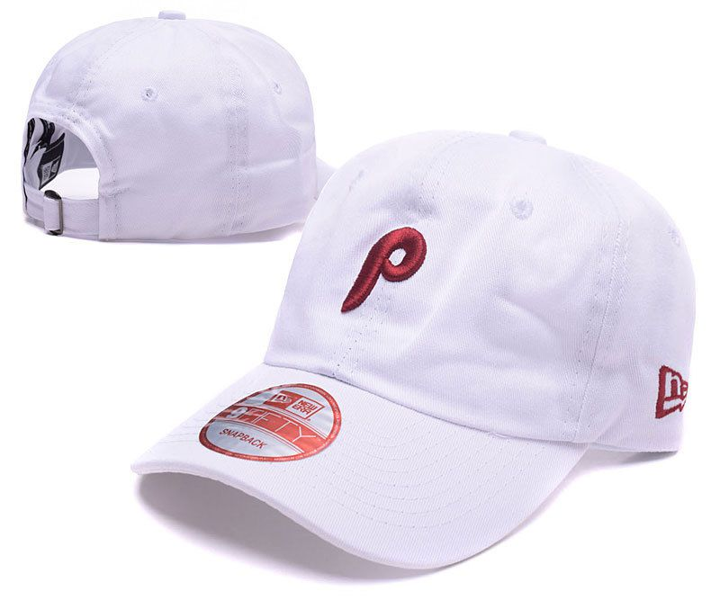 MLB Hat Philadelphia Phillies Snapback HEDMY