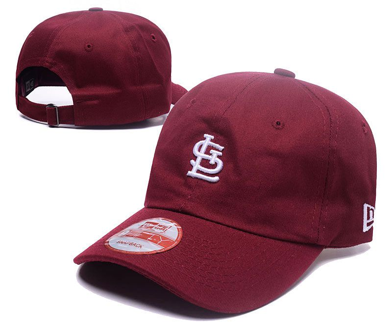 MLB Hat St. Louis Cardinals Snapback HEDMY
