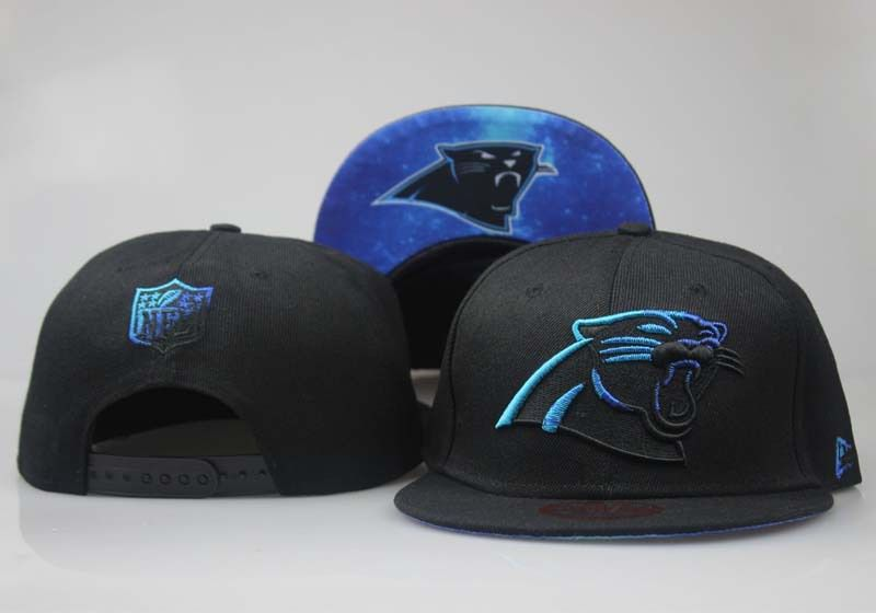 NFL Hat Carolina Panthers Snapback LTMY2