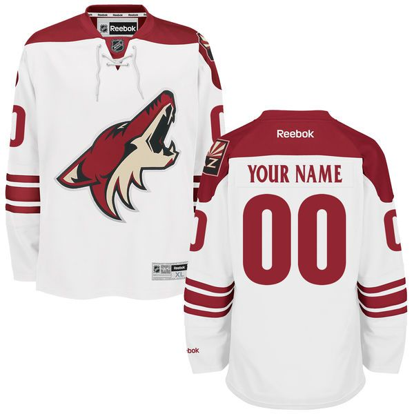 Reebok Arizona Coyotes NHL Men Premier NHL Jersey - White
