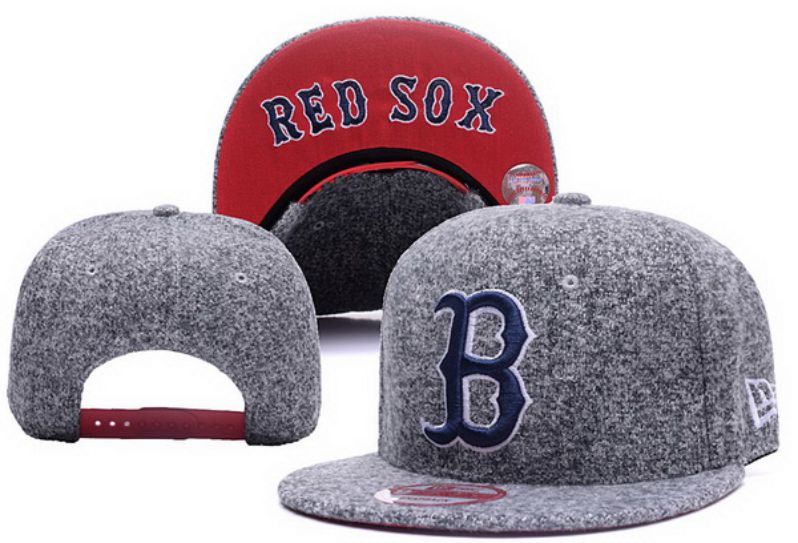 2017 Hot MLB Boston Red Sox Snapback hat