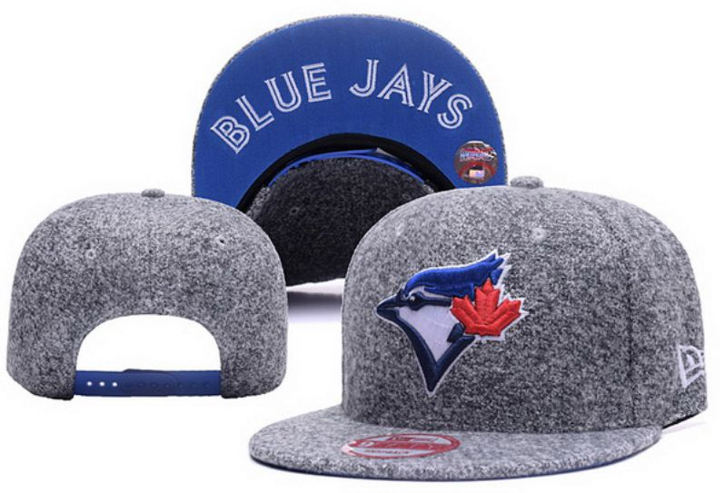 2017 Hot MLB Toronto Blue Jays Snapback hat