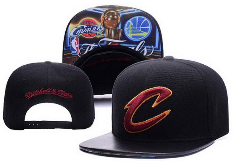 2017 Hot NBA Cleveland Cavaliers Snapback 3 hat