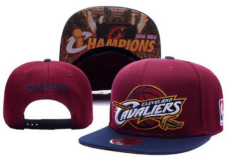2017 Hot NBA Cleveland Cavaliers Snapback hat 2