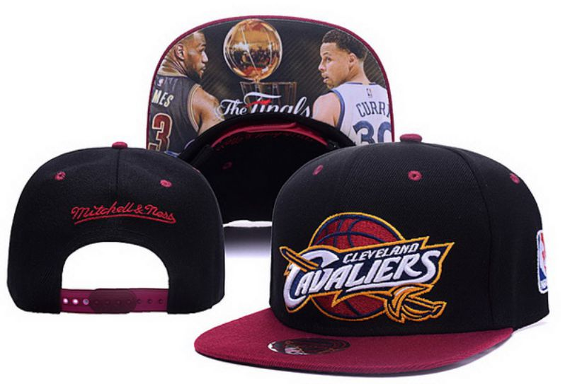 2017 Hot NBA Cleveland Cavaliers Snapback hat 3