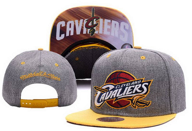2017 Hot NBA Cleveland Cavaliers Snapback hat 4