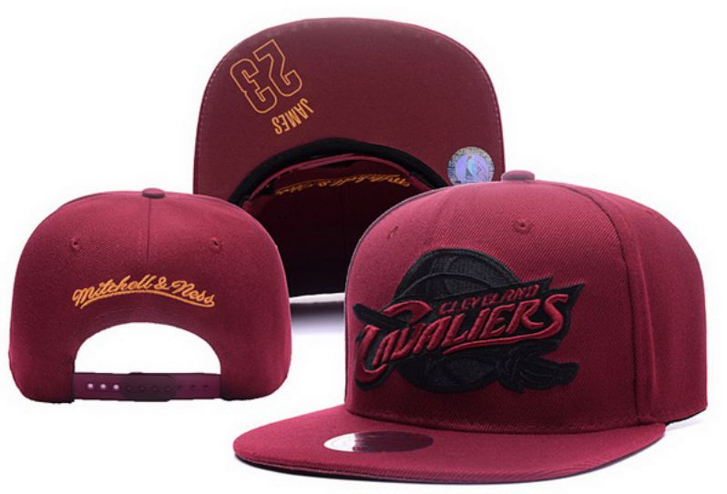 2017 Hot NBA Cleveland Cavaliers Snapback hat
