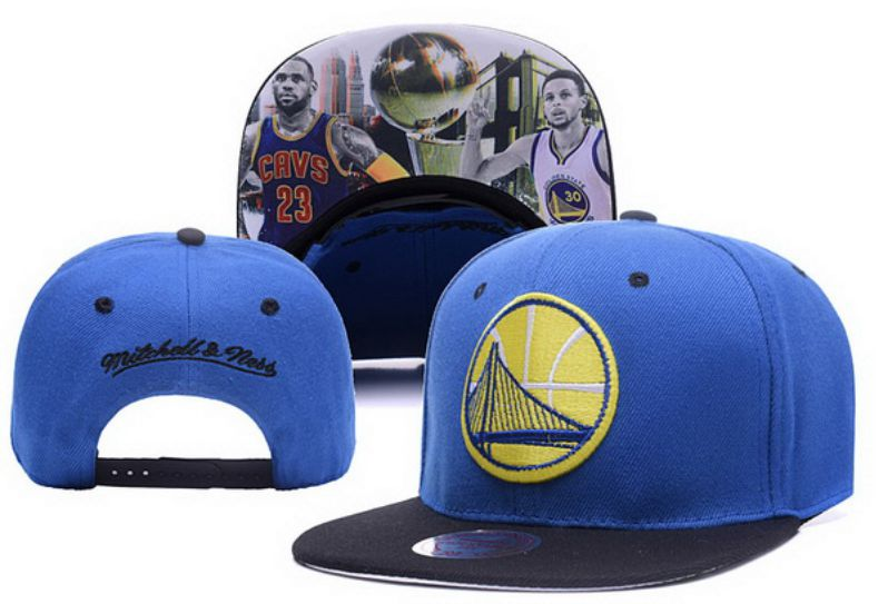 2017 Hot NBA Golden State Warriors Snapback 8 hat