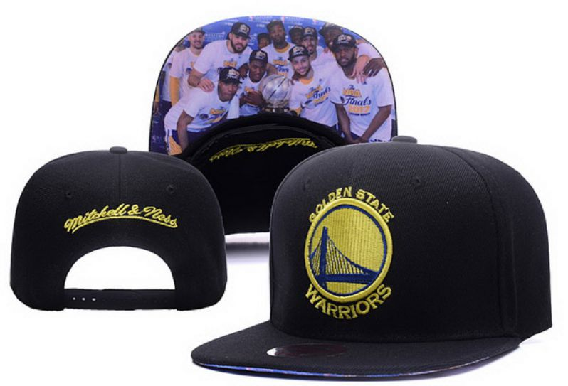 2017 Hot NBA Golden State Warriors Snapback hat