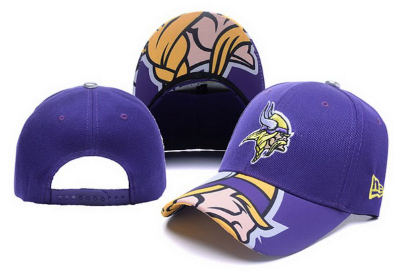 2017 Hot NFL Minnesota Vikings 39Thirty Hat