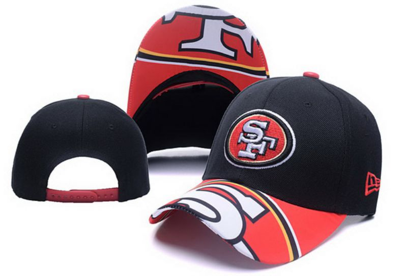 2017 Hot NFL San Francisco 49ers 39Thirty Hat