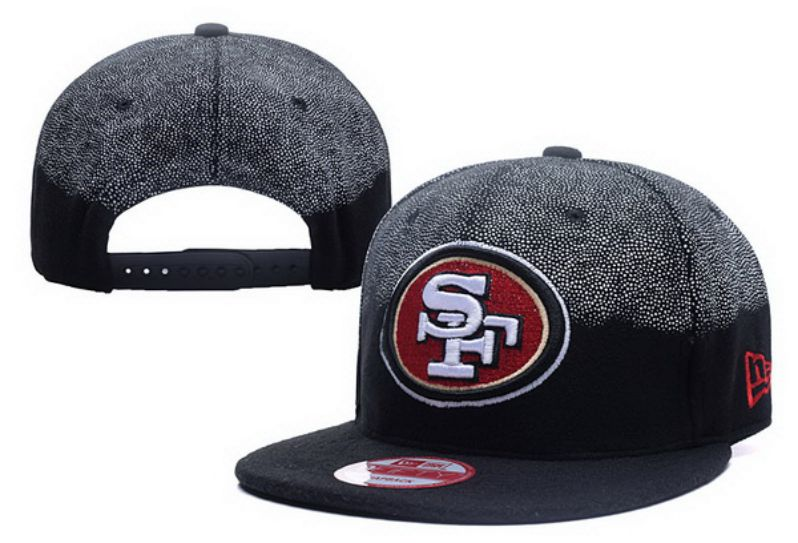 2017 Hot NFL San Francisco 49ers Snapback hat