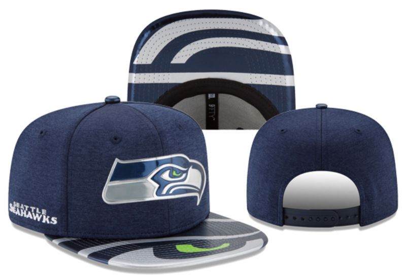 2017 Hot NFL Seattle Seahawks Snapback hat 4