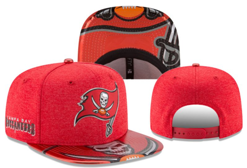 2017 Hot NFL Tampa Bay Buccaneers Snapback hat