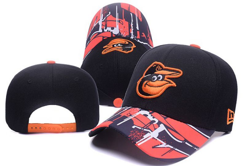 2017 MLB Baltimore Orioles Snapback Hat