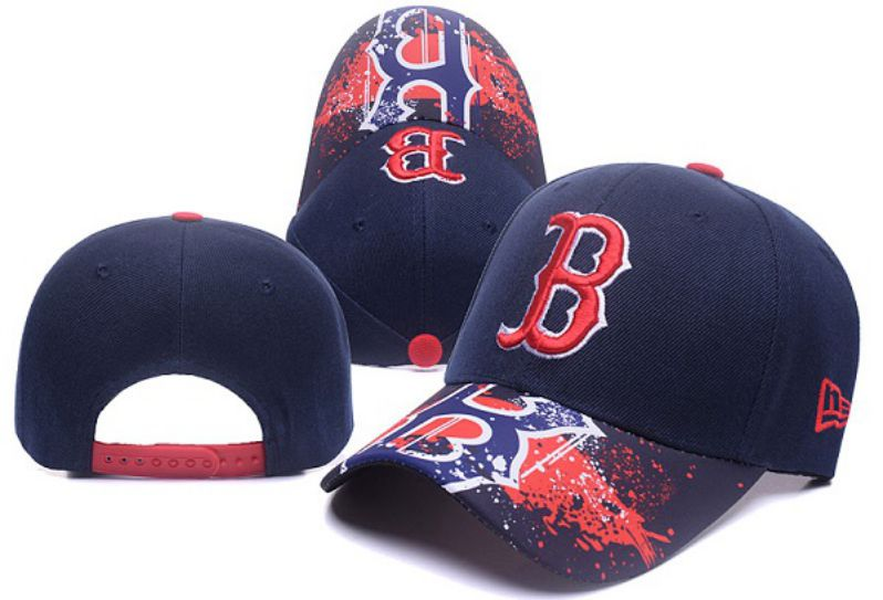 2017 MLB Boston Red Sox Snapback Hat