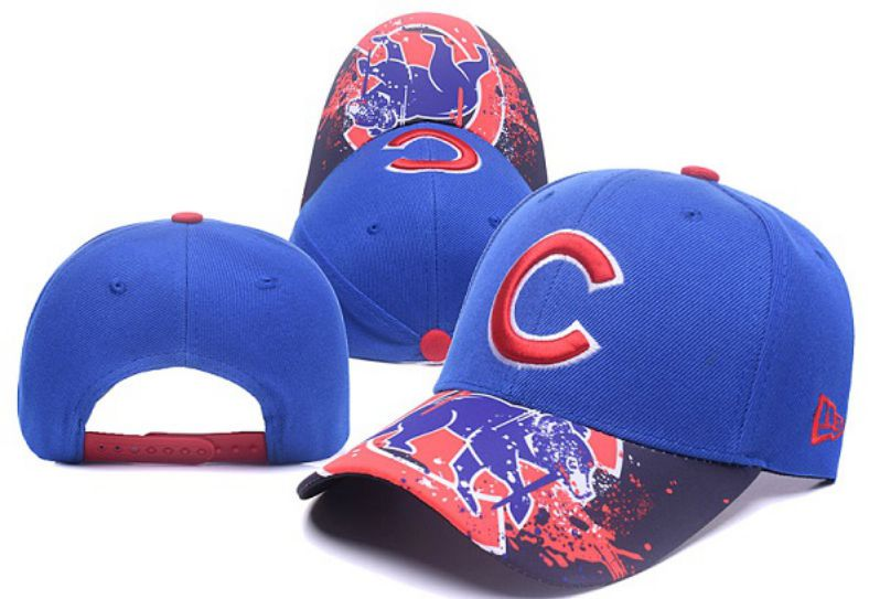 2017 MLB Chicago Cubs Snapback Hat