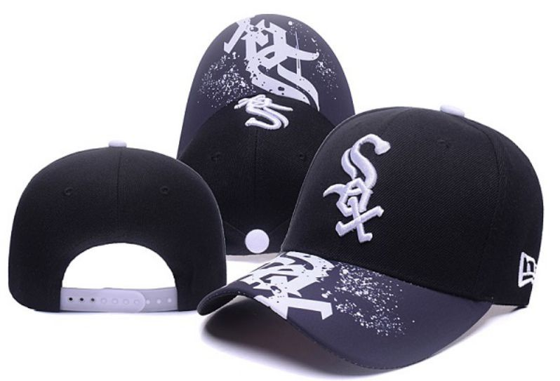 2017 MLB Chicago White Sox Snapback Hat