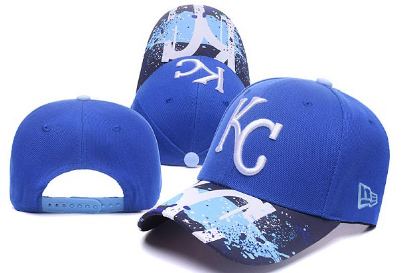 2017 MLB Kansas City Royals Snapback Hat