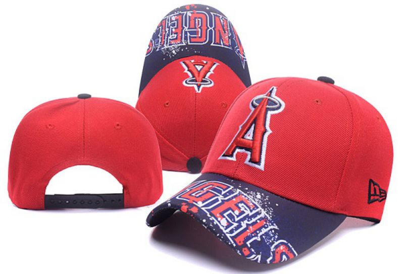 2017 MLB Los Angeles Angels Snapback Hat