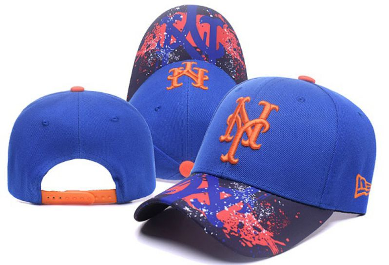2017 MLB New York Mets Snapback Hat