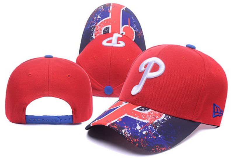 2017 MLB Philadelphia Phillies Snapback Hat