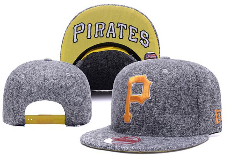 2017 MLB Pittsburgh Pirates Snapback Hat