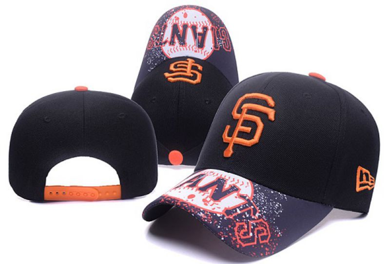 2017 MLB San Francisco Giants Snapback 3 Hat