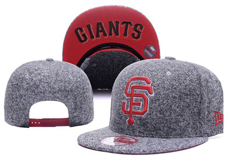 2017 MLB San Francisco Giants Snapback Hat