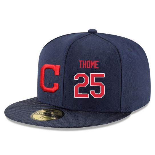 Cleveland Indians 25 Thome MLB Hat